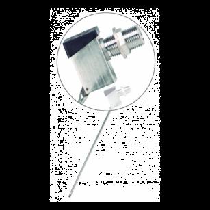 """Válvula de bóia s/ balão aço Inox AISI 304 1/2"""""""