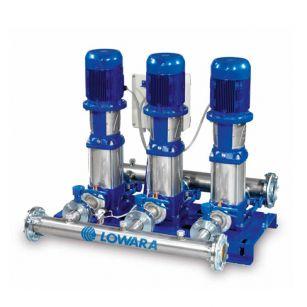 Centrais Hidropressoras GHV da LOWARA