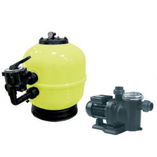 Packs de Filtração - Electrobomba + Filtro Aster