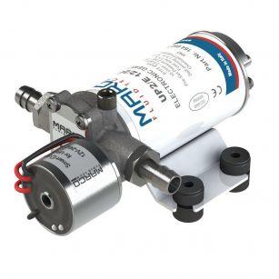 Bomba de engrenagens c/ controlador electrónico -  MARCO UP2/E 10 l/m (12/24V)