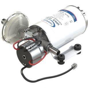 Bomba de engrenagens c/ controlador electrónico MARCO UP9/E 12 l/m (12/24V)