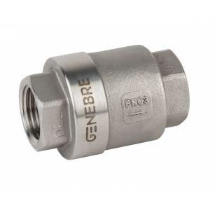 """Válvula de retenção aço inox AISI316 PN63-1"""""""