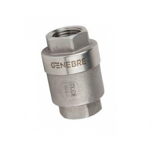 Válvula de retenção aço inox AISI316 PN63