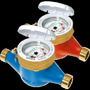 Contador de água de jacto múltiplo GMDM-I