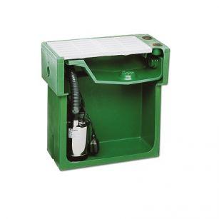 Estação elevatória pré-fabricada LOWARA Minibox