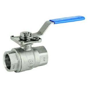 Válvula de esfera para actuador INOX AISI316