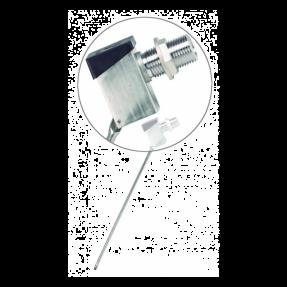 Válvula de bóia sem balão aço Inox AISI 304