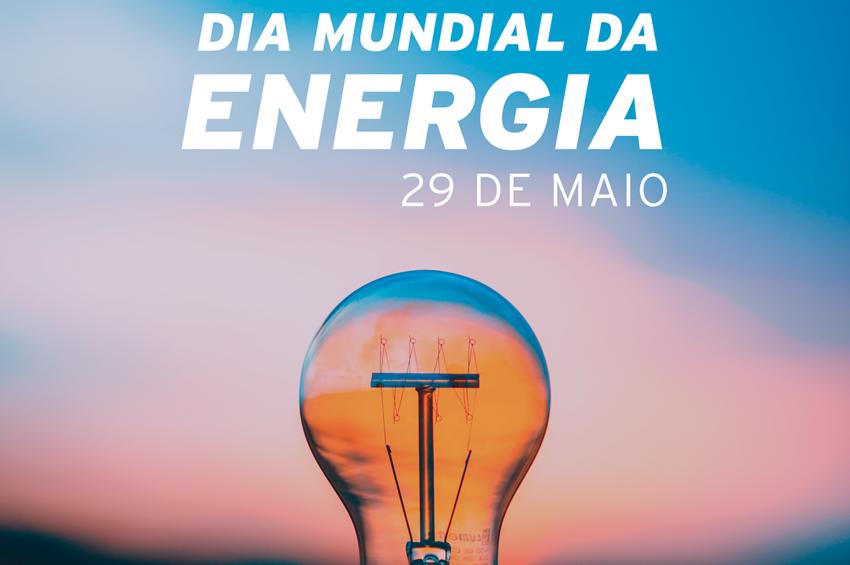 Dia Mundial da Energia   29 de maio