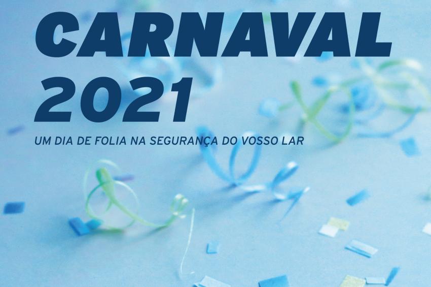 Dia de Carnaval | 16 de fevereiro