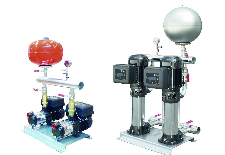 Centrais E-motion   Saci Pumps
