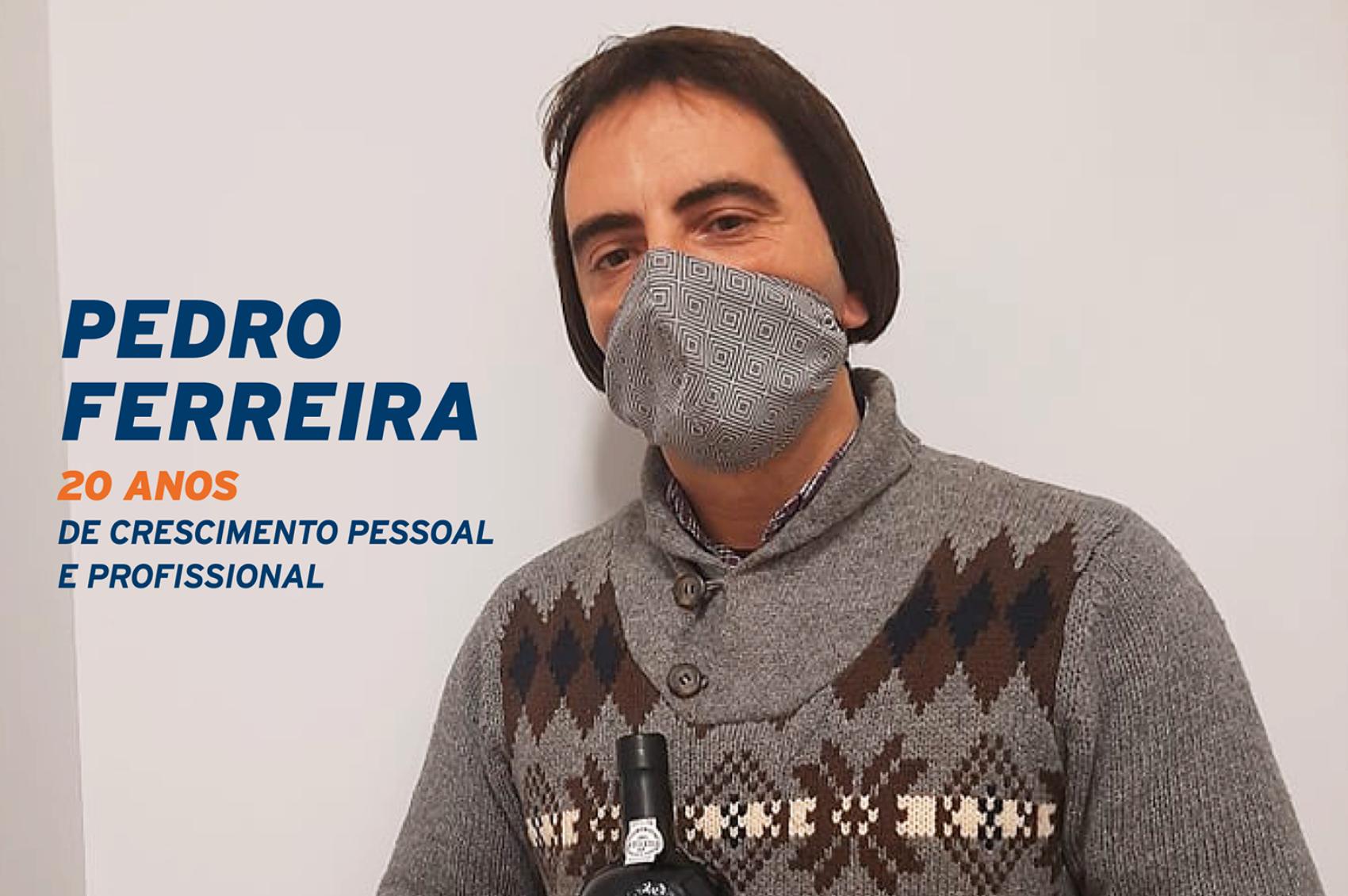 20 anos de Hidroval | Pedro Ferreira