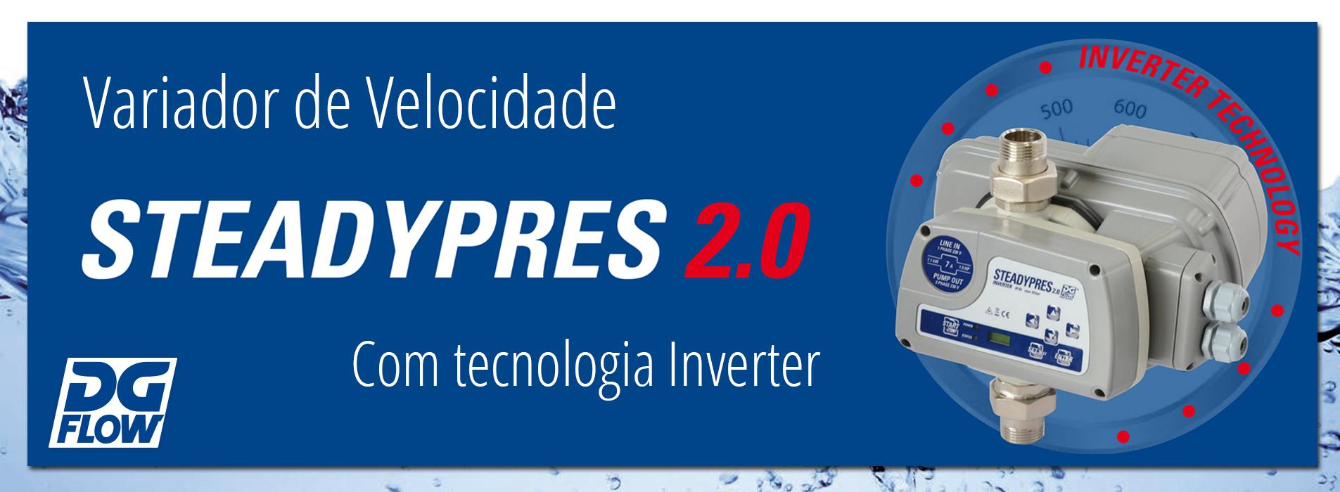 Banner Steadypres 2.0